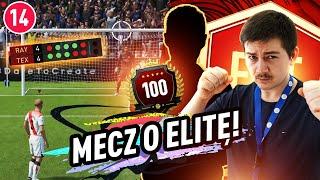 WALKA O ELITĘ Z GRACZEM TOP 100! RZUTY KARNE..   FIFA 20 JUNAJTED LA FIFA [#14]