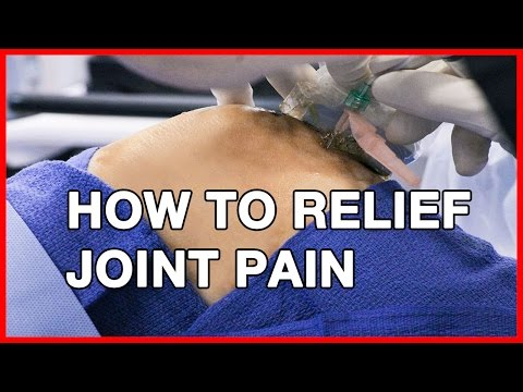 Relief Arthritis & Knee / Joint Pain Naturally
