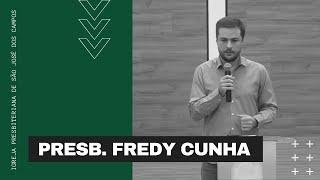 Presb. Fredy Cunha   31/01/21