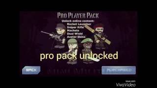 (2017)IOS & ANDROID MINI MILITIA PRO PACK HACK!