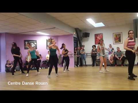 Booba Salside / Chris Clain - choregraphie / Centre Danse Rouen