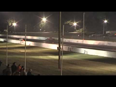 Matt Burch crash in Milan Outlaw 10.5 June 2014