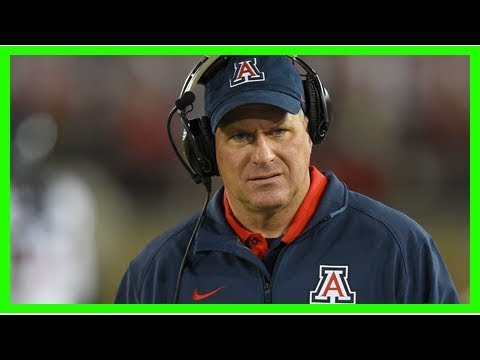 Rich rodriguez accuser files additional $8.5m claim against coach, arizona