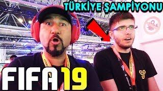 FIFA 19'DA TÜRKİYE ŞAMPİYONUNA GÖRMEDEN GOL ATTIM!
