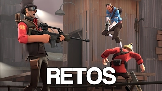 TF2: Me copio de Esponjoso - Retos #1