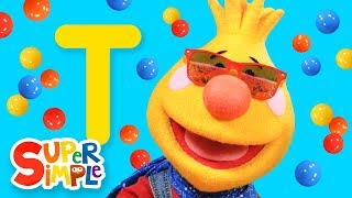 Learn the Alphabet with Tobee in the Super Duper Ball Pit!