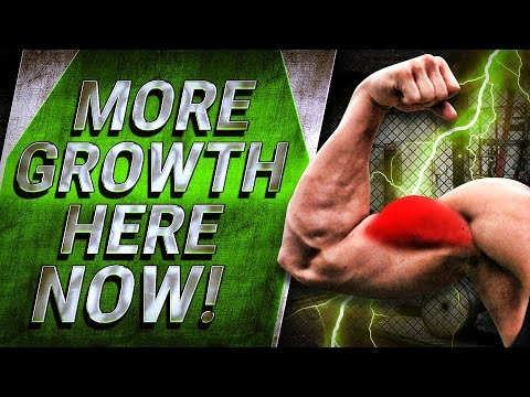 "TOP 3 BICEP EXERCISES For More SHORT ""INNER"" HEAD GROWTH! 