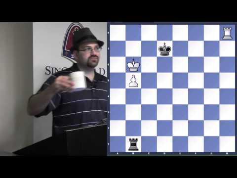 Rook Endgames - GM Josh Friedel