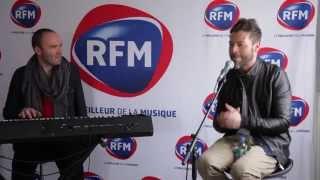 Christophe Mae en concert Super V.I.P RFM