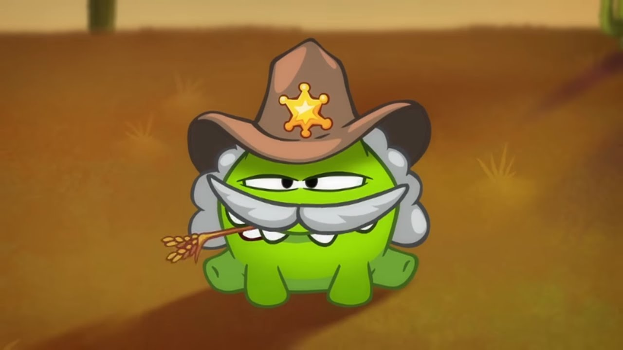 Om Nom Stories (Cut the Rope) - Wild West (Episode 19, Cut the Rope: Time Travel)