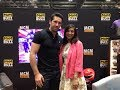 Scott Adkins @ MCM London May 2017