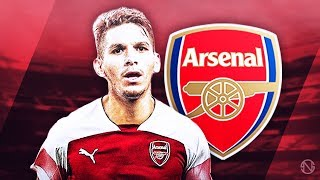 LUCAS TORREIRA - Welcome to Arsenal - Crazy Skills, Goals, Tackles & Assists - 2018 (HD)