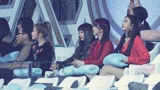 레드벨벳(Red Velvet) 오랜날 오랜밤 - 악동뮤지션(AKMU) 무대 리액션 Reaction