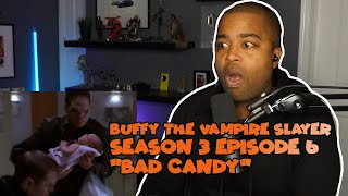 """FIRST TIME Watching Buffy The Vampire Slayer SE03 EP06 """"Band Candy"""" REACTION!"""
