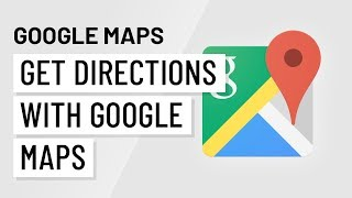 How to Get Directions with Google Maps Free HD Video
