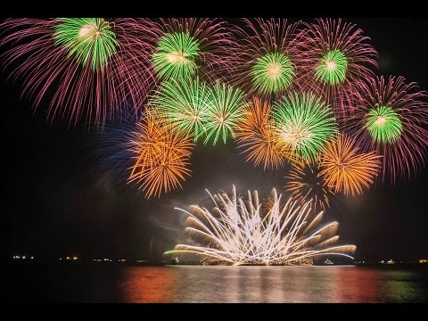 8th Pyromusical of the Philippines at SM Mall of Asia | Full HD