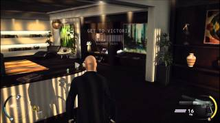 Hitman Absolution Gameplay on Nvidia GT 540m Ultra Settings