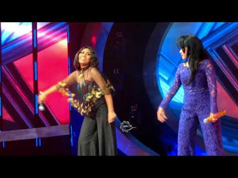 Evi Masamba Feat Rita Sugiarto Biarlah Merana