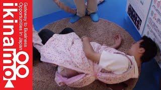 男でも妊婦の気持ちになれる妊婦体験システム thumbnail