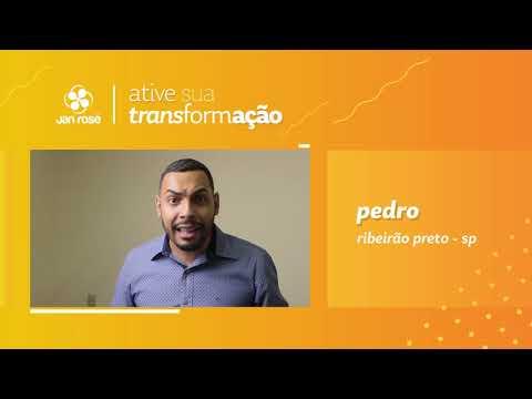 Ative sua Transformação - Pedro