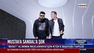 Mustafa Sandala şok