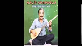 Halit Arapoğlu - Hasan Ağam (Deka Müzik)