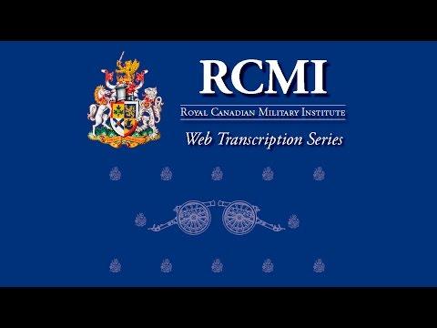 RCMI: 'Op Caribbe' with LCdr Lucas Kenward of HMCS Edmonton