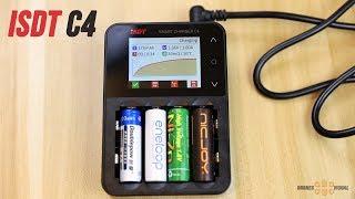 ISDT С4 смарт-зарядний пристрій