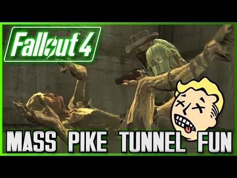 Fallout 4: Mass Pike Tunnel