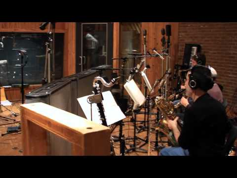 Behind the Scenes at the Cast Album Recording for Broadway's ELF