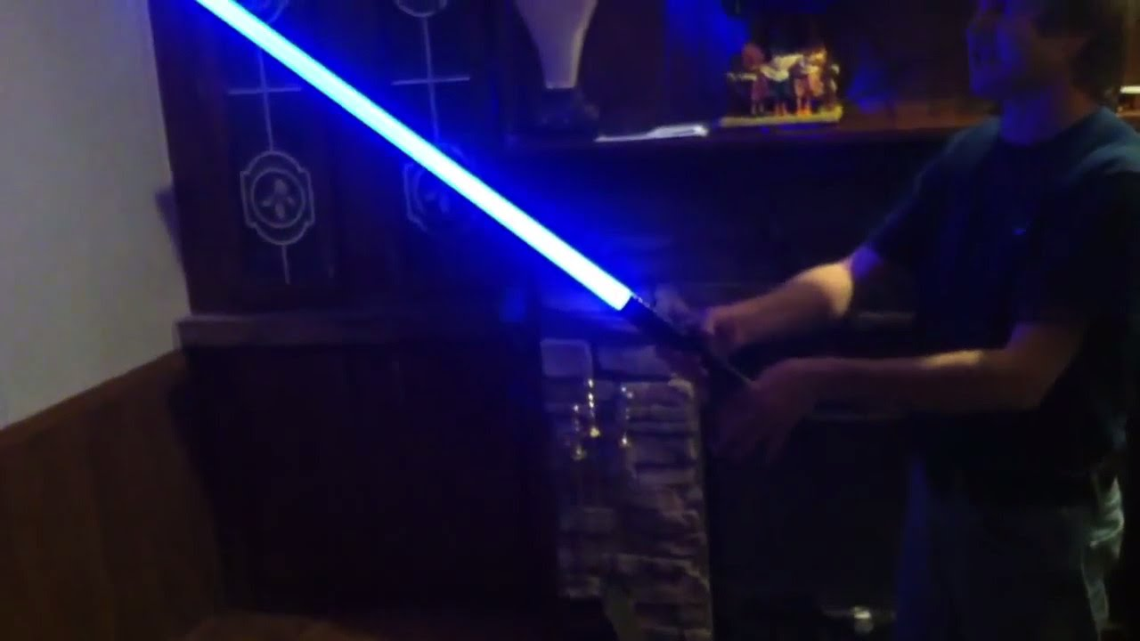Ultra Sabers Dominix V3 With Guardian Blue Blade Review
