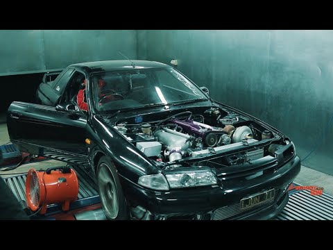 Ep 2 - Building a World Record Skyline GTR in Australia