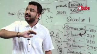 V Managing Director Pathman Senathirajah encourages the network to ...
