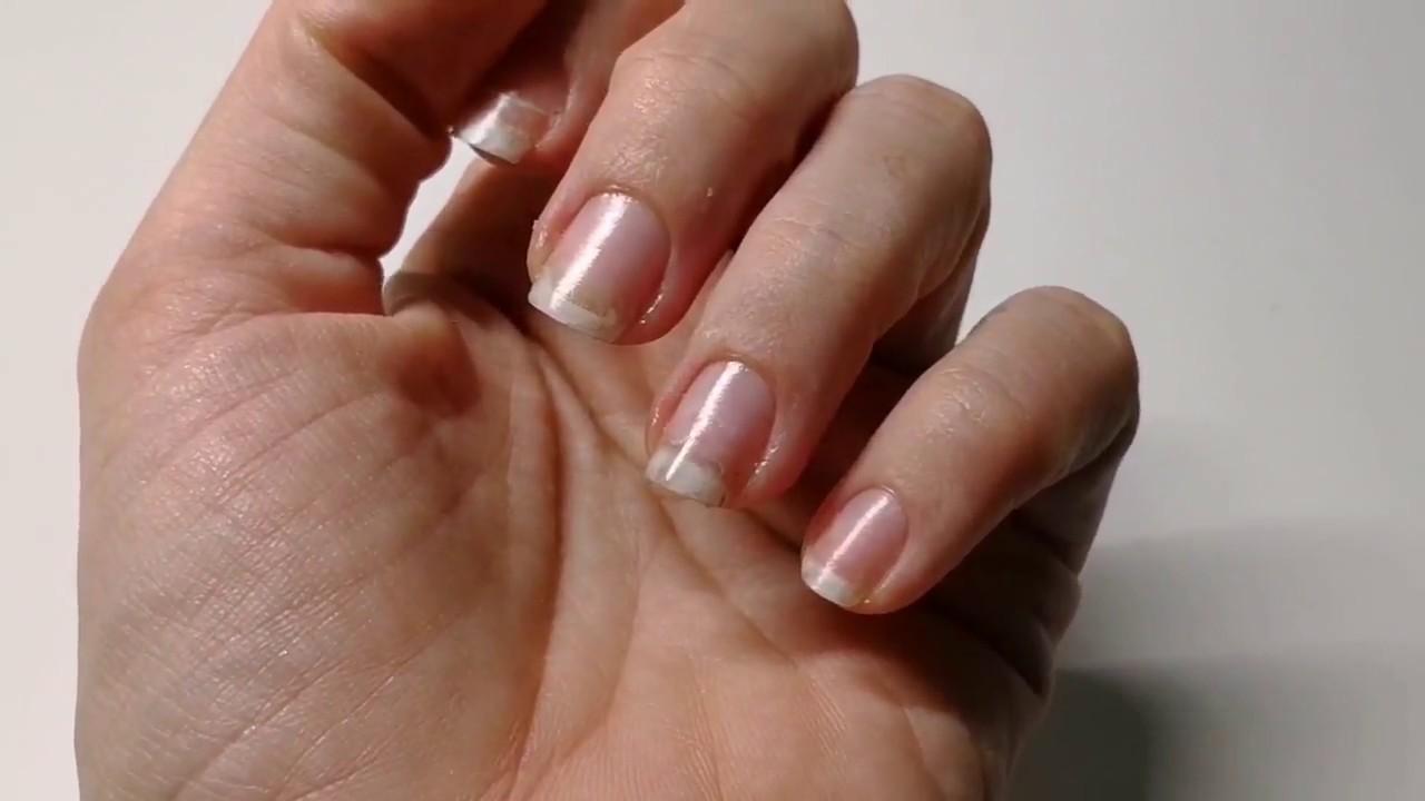 Quitar Uñas De Porcelanaacrílicas Fácil Y Sin Dañarhow To Remove Acrylic Nails Correctly
