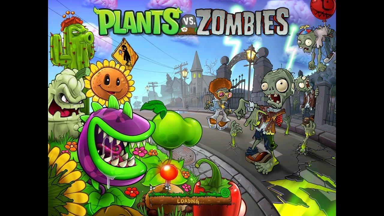 скачать игру растение против зомби 1 на компьютер - фото 9