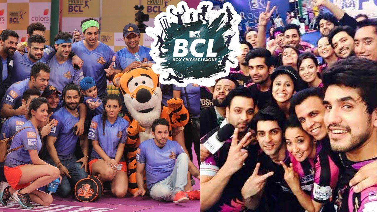 Box Cricket League Season 3 Bcl Season 3 Teams Launch Bcl Season 3 Mtv Bcl Season 3 2018