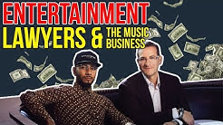 Entertainment Lawyers & The Music Business (How To NOT Get RIPPED OFF)