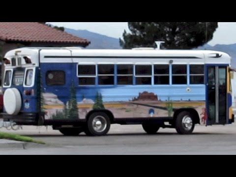 blue bird school bus conversion 2 kool 4 skool rv youtube