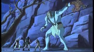 Grcka mitologija: Kastor i Poluks (crtani film) - sinhronizovano