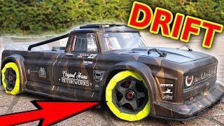 DIY RC Car Drift Tires