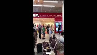 Bagarre générale Booba vs Kaaris à l'aéroport d'Orly