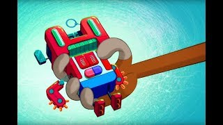Zig & Sharko 🎪 TOYS & ZIG Compilation 🎪 STORY 🤹 Cartoons for Children