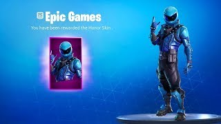 *NEW* How to Get The FREE HONOR Guard Skin in Fortnite! - How to Unlock (Fortnite x Honor)