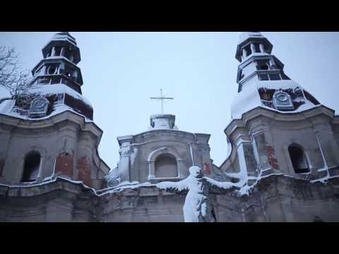 Ukraine hit by extreme cold snap and heavy snow.