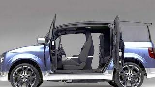 #3267. Honda element 2003 (Prototype Car)