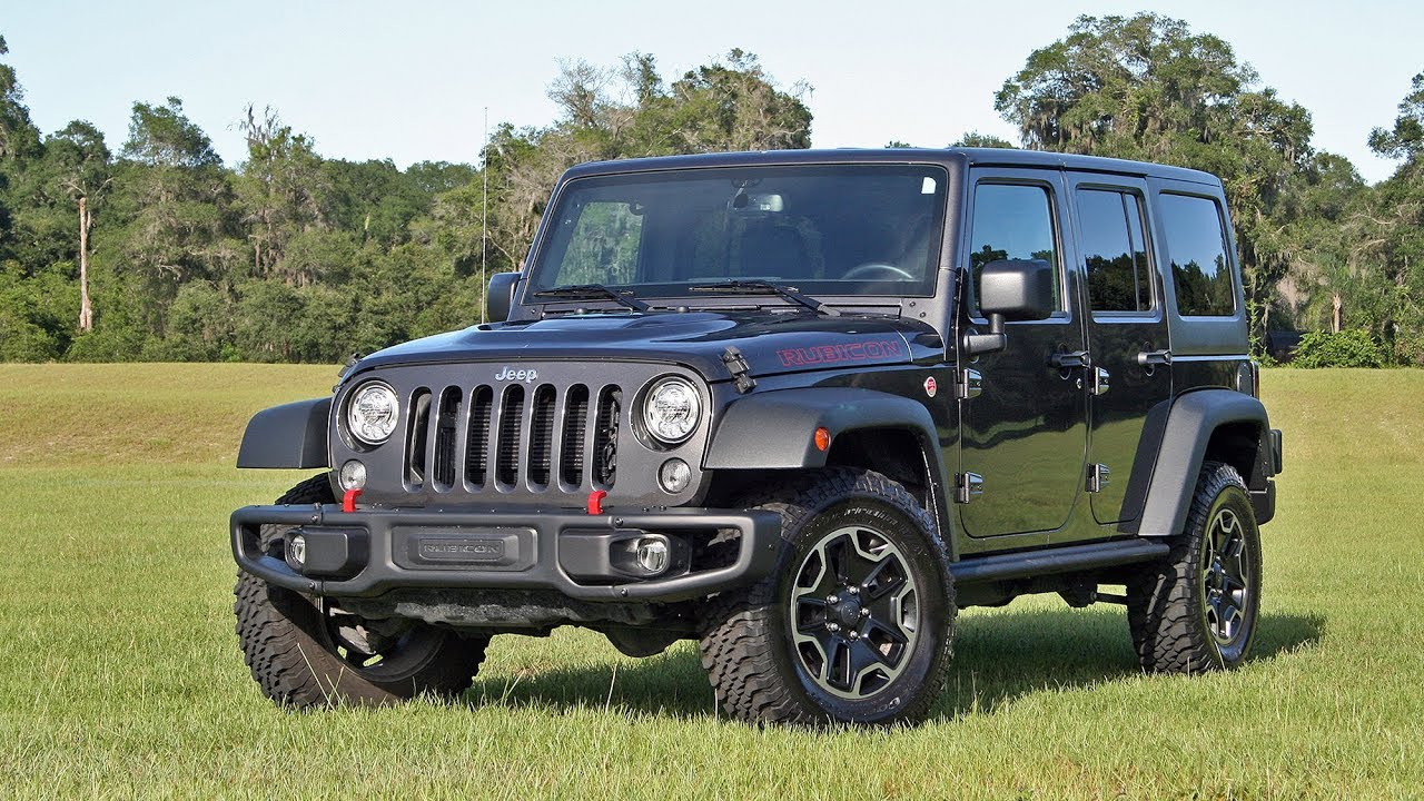2017 jeep wrangler rubicon hard rock driven youtube. Black Bedroom Furniture Sets. Home Design Ideas