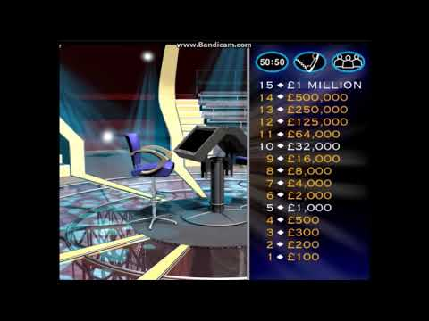 Who Wants To Be A Millionaire PC Game (2000) Rules How To Play Compilation
