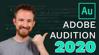 Adobe Audition 2020 Review (New Features)