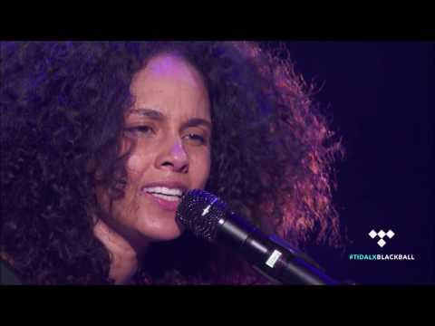 Alicia Keys - 'Holy War' Live