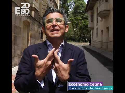 """E2050 de Colombia """"Unidos por la Resiliencia Climática"""" Eccehomo Cetina"""